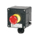 GHG411 / Emergency stop button with two contactors